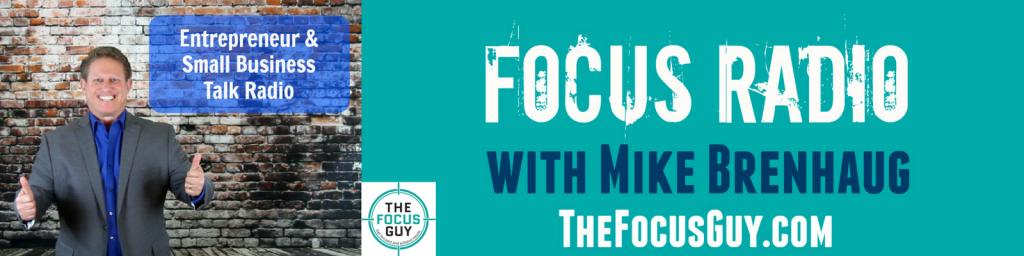 Focus Radio with Mike Brenhaug